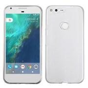 Insten Rubber Case For Google Pixel - Clear