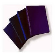 Merchandise Avery Economy Binder with 2 in. Round Ring, Black, Green, Pacific Blue, Purple (MCDS23002)
