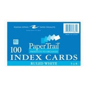 Roaring Spring Paper Products Index Cards - 100 Sheets Per Pack (RSPRD136)