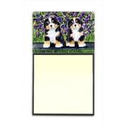 Caroline's Treasures Bernese Mountain Dog Refillable Sticky Note Holder or Post-it Note Dispenser (CRLT60460)