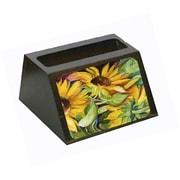 Caroline's Treasures Sunflowers Business Card Holder (CRLT68974)