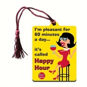 Grimm I'm Pleasant for 60 Minutes a Day Bottle Gift Magnet Tag (GC22981)