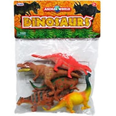 DDI Plastic Dinosaurs Play Set (DLR340111)