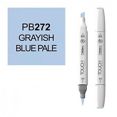 ShinHan Twin Grayish Blue Pale Marker (LVN566)