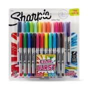 Sanford Ink Ultra Fine Point Permanent Marker, Color Burst Assortment - 24 per Pack (SSN1483)