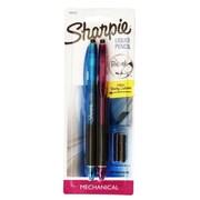 Rock Bottom Deals Sharpie Mechanical Liquid Assorted Color Pencils No. 2 Lead Equivalent - 2 per Case - Case of 6 (RKBM5092)