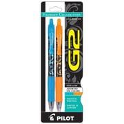 Pilot G2 Retractable Gel Pen, 0.7 mm. , Fashion Colors (DGC105926)