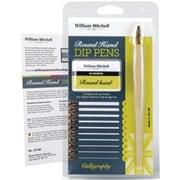 William Mitchell Calligraphy Round Hand Dip Pen Set (LVN2944)