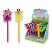 DDI Whirley Bugs Bobble Head Ballpoint Pens, Case of 72 (DLRDY248046)