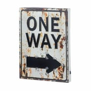 Home Decor Light-Up One Way Sign (KHRG1807)