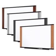 3M Dry-Erase Boards- Melamine- 6ft.x4ft.- Aluminum Frame (SPRCH28266)