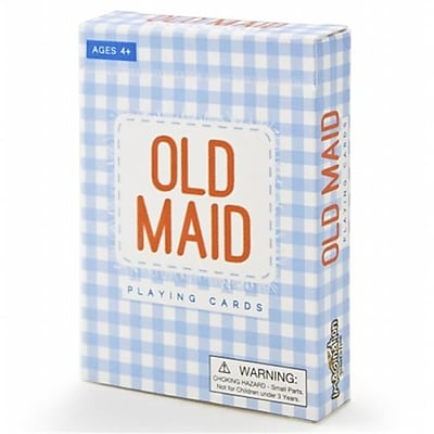 Brybelly Holdings Old Maid Illustrated Card Game