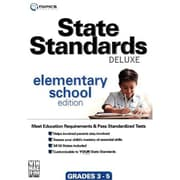 TOPICS Entertainment 186202 State Standards Deluxe- Elementary School Edition (XS186202)