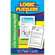 Lorenz Corporation-Milliken Logic Puzzlers Flash Cards Grade 1 (EDRE53030)