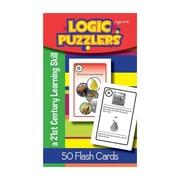 Lorenz Corporation-Milliken Logic Puzzlers Flash Cards Grade 4 (EDRE53033)