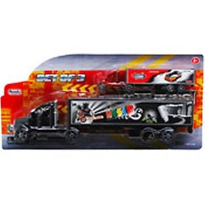 DDI 2 Piece Fire Trucks Play Set