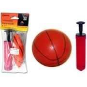 DDI Basketball with Pump - Blue or Red (DLR339863)