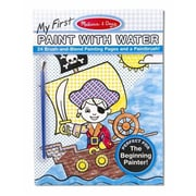 Melissa And Doug My First Paint with Water - Blue (MLSSAND1441)