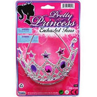 DDI 5.5 in. Pretty Princess Collection - Silver & Pink (DLR340187)