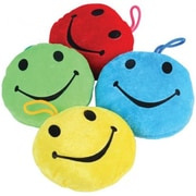 US Toy Smiley Face Plush - 12 Per Pack - Pack of 7 (USTCYC175229)