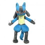 Sanei 7 in. Pokemon Lucario Plush Toy (INNX997)