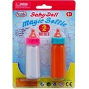 DDI 3.75 in. Magic Toy Baby Bottle, 2 Piece (DLR340041)