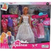 DDI 11.5 in. Miss Andrea Doll (DLR340014)