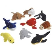 US Toy Plush Sea Animals - 12 Per Pack - Pack of 3 (USTCYC174299)