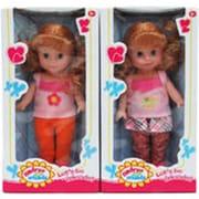 DDI 10 in. Andrea & Friends Doll (DLR340133)