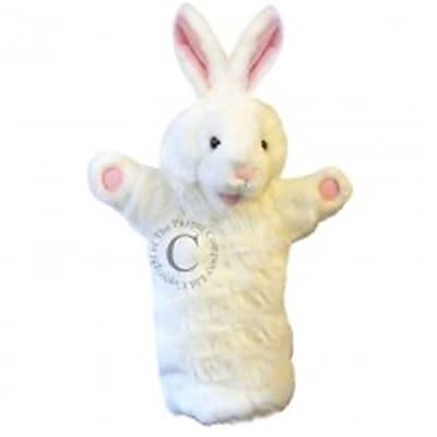 Puppet Company Long-Sleeved Glove Puppet, Rabbit -