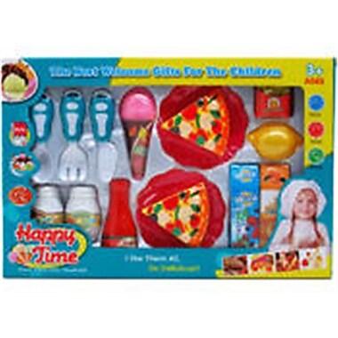 Arcady Happy Time Food & Cutlery Playset (DLR339994)