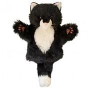 Puppet Company CarPets Glove Puppet, Cat - Black & White (PUPTC013)