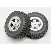 Traxxas Tire-Wheel SCT Off-Road-Foam Insert Assembled (RCHOB1424)