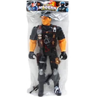 DDI 15 in. Police Action Figure (DLR340075) 24133793