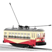 SP Whistle Stop Reading Birney Trolley O Gauge (STVN2323)
