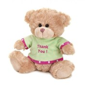 Home Locomotion Thank You Bear (SWM12528)