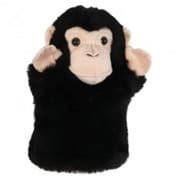 Puppet Company CarPets Glove Puppet, Chimp (PUPTC016)