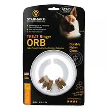 Triplc Starmark Treat Ringer Orb Dog Toy (PLFD23059)