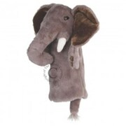 Puppet Company CarPets Glove Puppet, Elephant (PUPTC021)