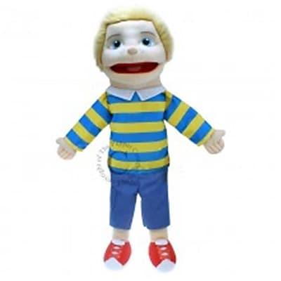 Puppet Company Medium Boy Hand Puppet -