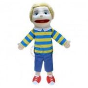 Puppet Company Medium Boy Hand Puppet - Light Skin Tone (PUPTC228)
