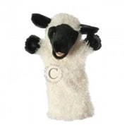 Puppet Company Long-Sleeved Glove Puppet, Sheep - White (PUPTC186)