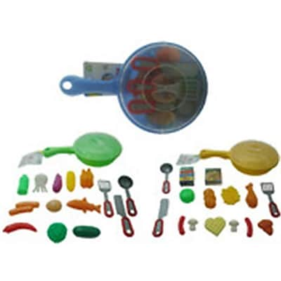 DDI Kitchen Pan Play Set, Assorted Color