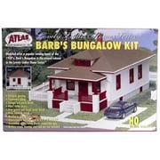Atlas Model Ho Barbs Bungalow Kit (SPWS552)