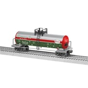 SP Whistle Stop North Pole Central Unibody Tank Car (STVN2387)
