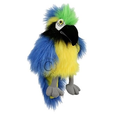 Puppet Company Baby Birds Puppet, Macaw - Blue & Gold (PUPTC002)