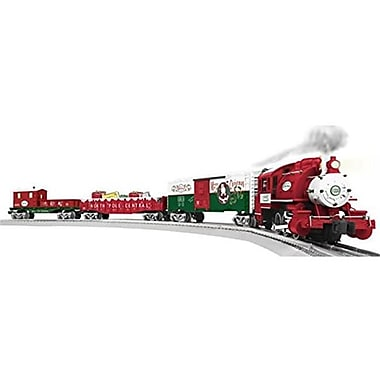 SP Whistle Stop Santas Helper Christmas Lionchief Set (STVN2276)