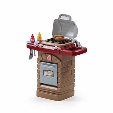 Step 2 831700 Fixin Fun Outdoor Grill (TRVAL71784)