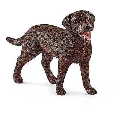 Schleich North America Female Labrador Retriever Toy Figure (TRVAL103026) 24129127
