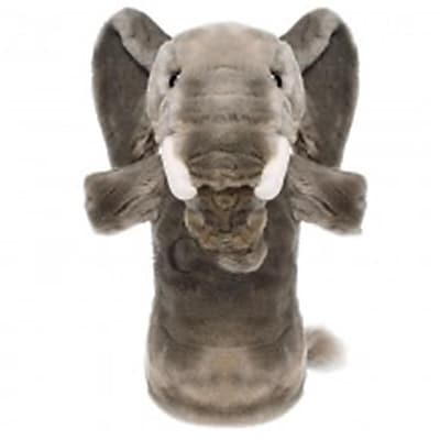Puppet Company Long-Sleeved Glove Puppet, Elephant -